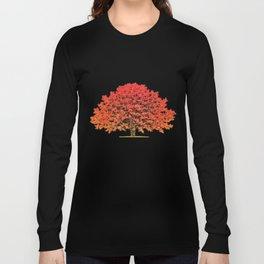 Japanese Maple 1 Long Sleeve T-shirt