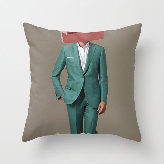 style master Throw Pillow