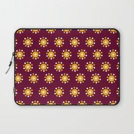 Snazzy Seminoles - Garnet & Gold FSU Print Laptop Sleeve
