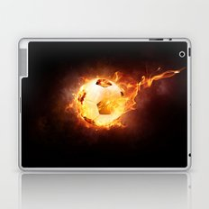 Football, Soccer Ball Laptop & iPad Skin