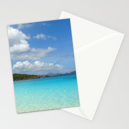 Trunk Bay, St. John Stationery Cards