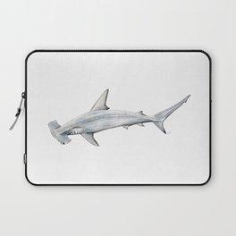 Hammerhead shark for shark lovers, divers and fishermen Laptop Sleeve