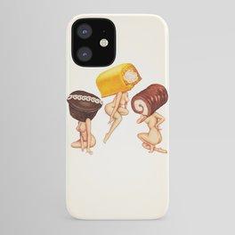 Hostess Cake Girls iPhone Case