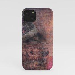 Scratch II iPhone Case