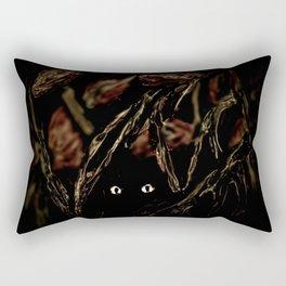 Lurking Rectangular Pillow