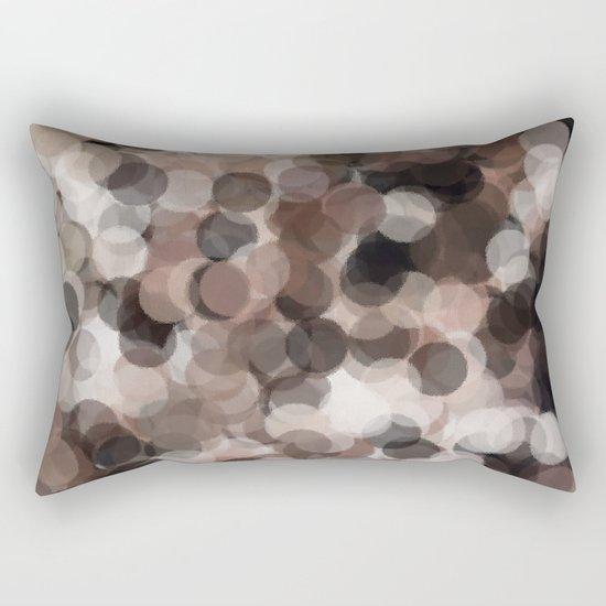 Coffee Bubbles #Society6 #Art #1 Rectangular Pillow