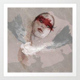 Little wings Art Print