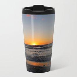 Sea Sunset Travel Mug