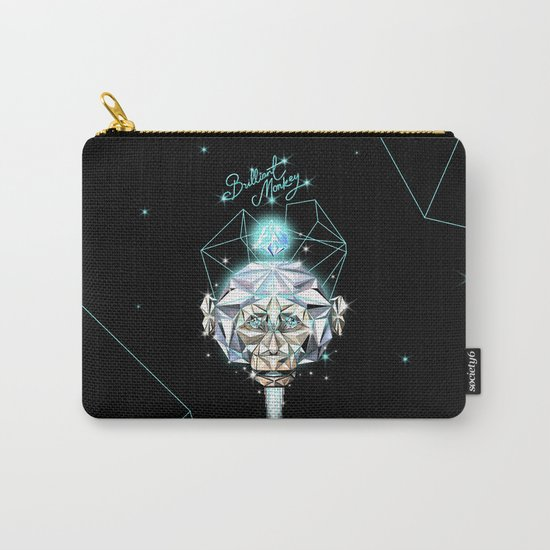 Brilliant Monkey Carry-All Pouch