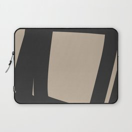 Neutral Abstract 4A Laptop Sleeve