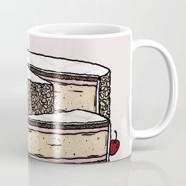 Z is for Zuger Kirschtorte Coffee Mug