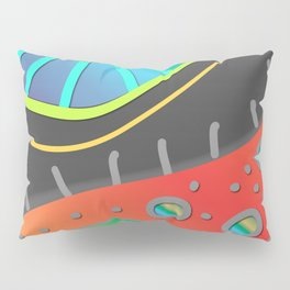 Under The Microscope Pillow Sham