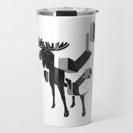 moose_deconstructed Travel Mug