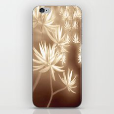 Flower_01 iPhone & iPod Skin
