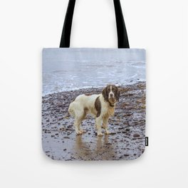 after swimming Tote Bag