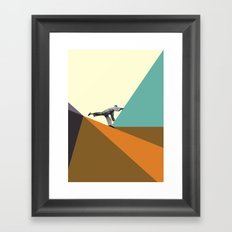 Deconstructing Framed Art Print