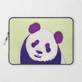 Smiling Panda Laptop Sleeve