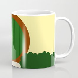 A Hole in the Ground Coffee Mug