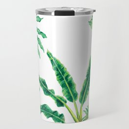 Tropical House Plants Travel Mug