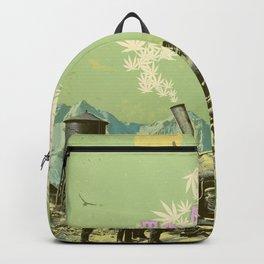 TRAINWRECK Backpack
