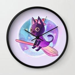 kiki Halloween acnh Wall Clock