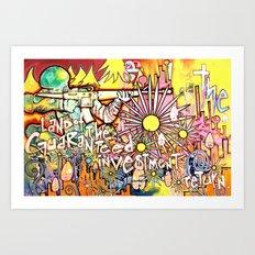 Guaranteed Investment Return Art Print