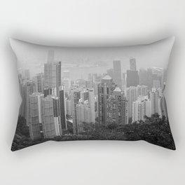 Hong Kong Island Rectangular Pillow