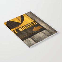 Fallout Shelter Notebook