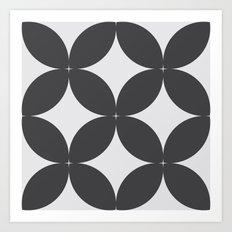 Pattern Tile 1.2 Art Print