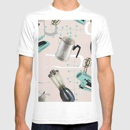 Fifties Kitchen Eggshell T-shirt