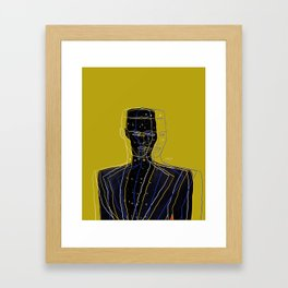 the joneses I Framed Art Print