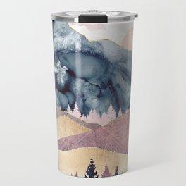 Mauve Vista Travel Mug
