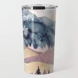 Mauve Vista Travel Mug