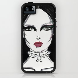 Divine iPhone Case