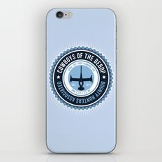 Space Cowboys iPhone & iPod Skin