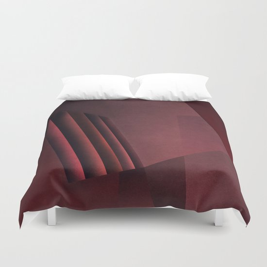 Abstract #128 Duvet Cover