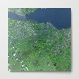 520. Edinburgh, Scotland Metal Print
