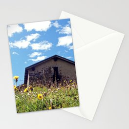 Abandoned Alps Stationery Cards