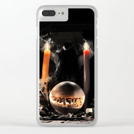 2:30 Gypsy Series: Summoning Clear iPhone Case