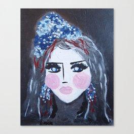 Liyana Canvas Print
