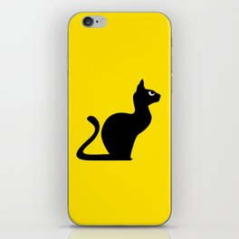 Angry Animals: Cat iPhone Skin
