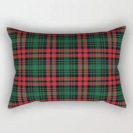 Christmas Buffalo Plaid Rectangular Pillow