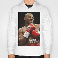 floyd Hoodies featuring Floyd #1 by YBYG