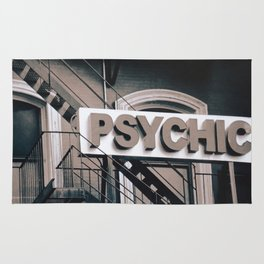 Psychic Revisited Rug