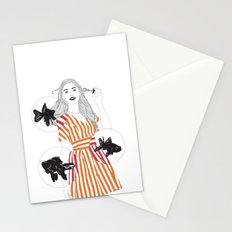 Blowfish #2 Stationery Cards