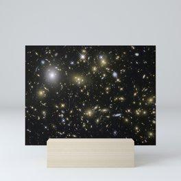 Galaxy Cluster MACSJ0717.5+3745 Mini Art Print