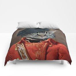 General Leonard J.Katz Comforters