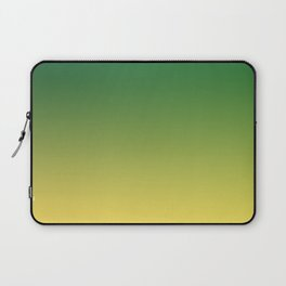 HIGH TIDE - Minimal Plain Soft Mood Color Blend Prints Laptop Sleeve