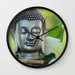 #Relax with #Buddha Wall Clock