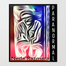 Paranormal Canvas Print
